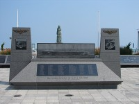 The Cornerstone of Naval Aviation - Aircraft Carriers through History Monument
